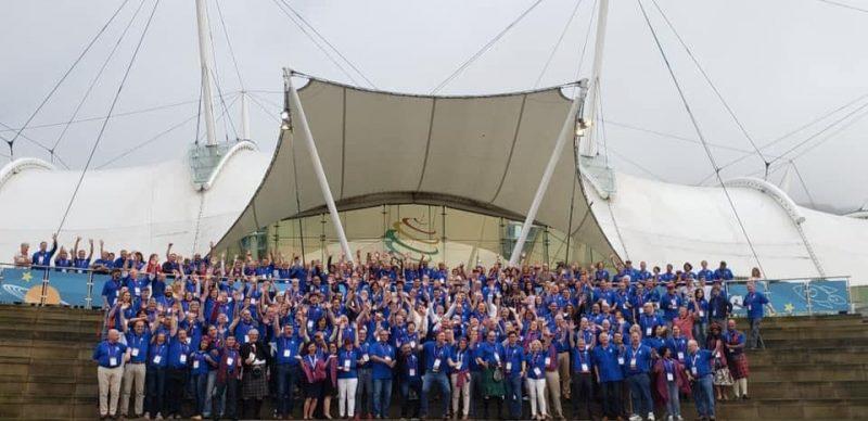Ganadores de ActionCOACH® Durante la Conferencia Mundial en Escocia